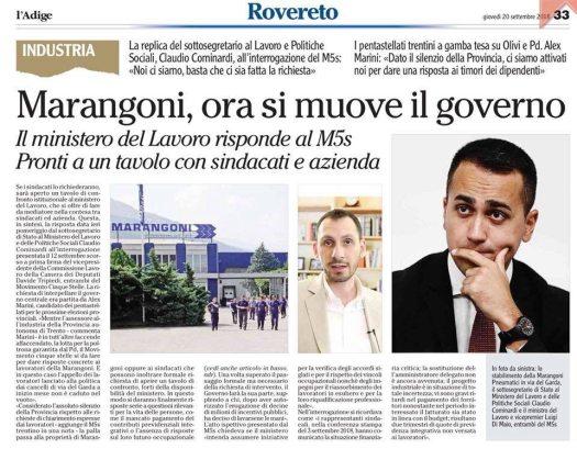 20180920_Marangoni governo LAdige