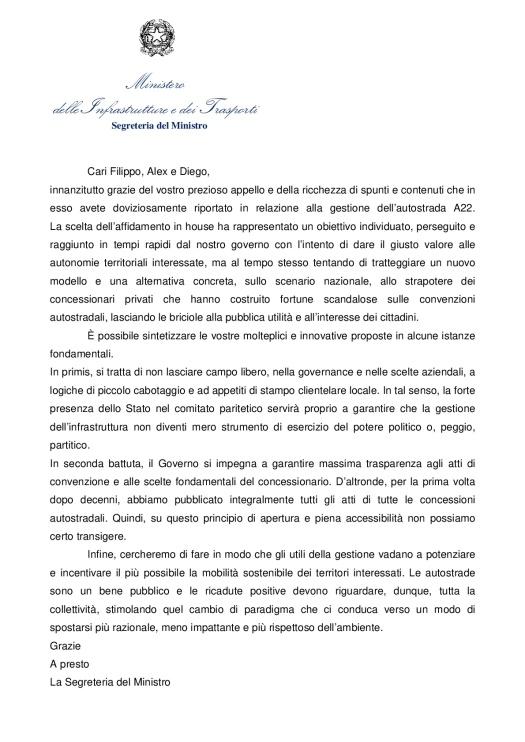 20181114_Toninelli a Consiglieri M5S Trentino_