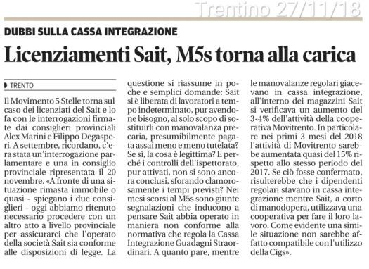 20181127_trentino_int su SAIT