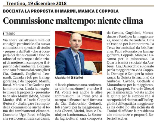 20181219_No a commissione maltempo