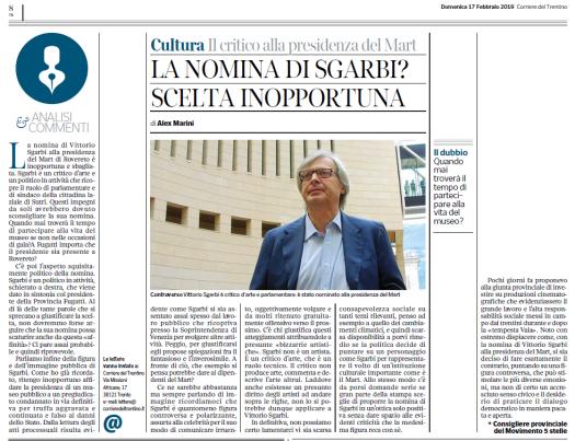 20190217_Corriere_nomina inopportuna