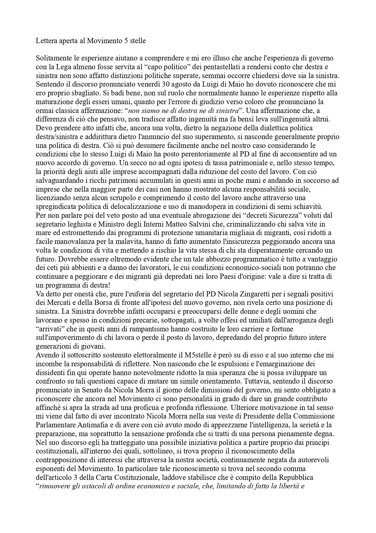 20190901_Lettera aperta al M5 Stelle_page-0001