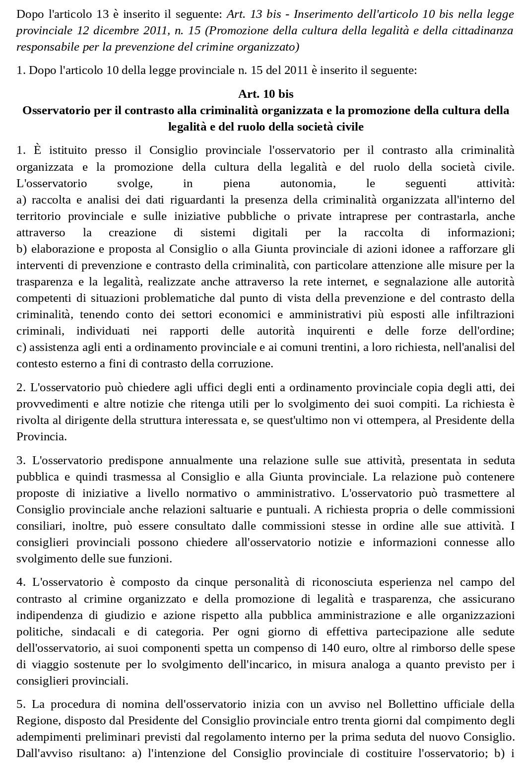 emendamento 13_7 Osservatorio con sorteggio_page-0001