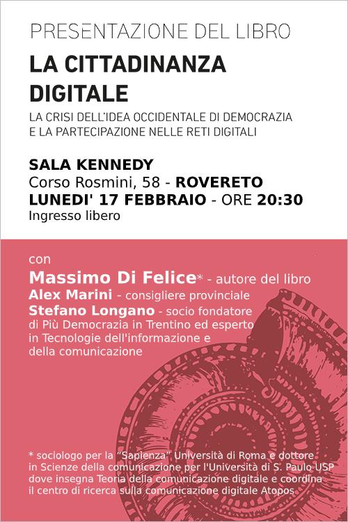 copertina la cittadinanza digitale