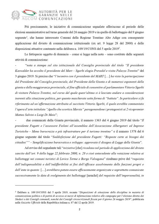 20191218_richiamo di AGCOM a PAT_page-0002